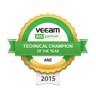 ANZ Technical Champion 2015